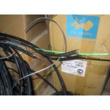 Оптический кабель Б/У для внешней прокладки (с металлическим тросом) в Волгограде, оптокабель БУ (Волгоград)