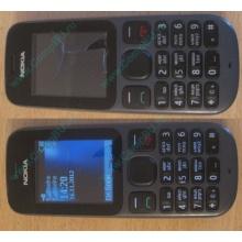 Телефон Nokia 101 Dual SIM (чёрный) - Волгоград