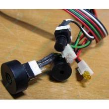 Светодиоды в Волгограде, кнопки и динамик (с кабелями и разъемами) для корпуса Chieftec (Волгоград)