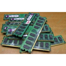 ГЛЮЧНАЯ/НЕРАБОЧАЯ память 2Gb DDR2 Kingston KVR800D2N6/2G pc2-6400 1.8V  (Волгоград)