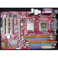 Материнская плата MSI MS-7140 915P Combo2 VER 2.0 s.775 (Волгоград)