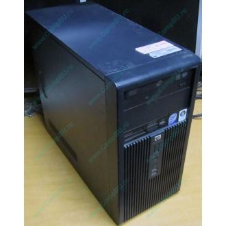 Компьютер Б/У HP Compaq dx7400 MT (Intel Core 2 Quad Q6600 (4x2.4GHz) /4Gb /250Gb /ATX 300W) - Волгоград