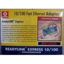 Сетевой адаптер Compex RE100TX/WOL PCI (Волгоград)