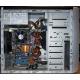 4 ядерный компьютер Intel Core 2 Quad Q6600 (4x2.4GHz) /4Gb /160Gb /ATX 450W вид сзади (Волгоград)