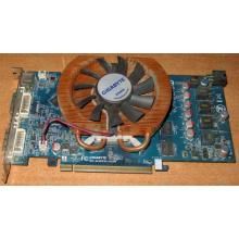 Глючная видеокарта 512Mb DDR3 nVidia GeForce 9800GT Gigabyte GV-N98TZL-512H PCI-E (Волгоград)