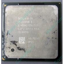 Процессор Intel Celeron D (2.4GHz /256kb /533MHz) SL87J s.478 (Волгоград)