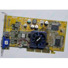 Видеокарта Asus V8170 64Mb nVidia GeForce4 MX440 AGP Asus V8170DDR (Волгоград)