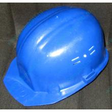 Синяя защитная каска Исток КАС002С Б/У в Волгограде, синяя строительная каска БУ (Волгоград)